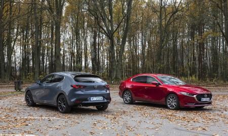 Mazda3 Kobiecym Światowym Samochodem Roku 2019