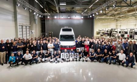 Tysięczny Volkswagen Grand California