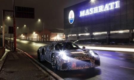 Maserati Alfieri – Przed premierą