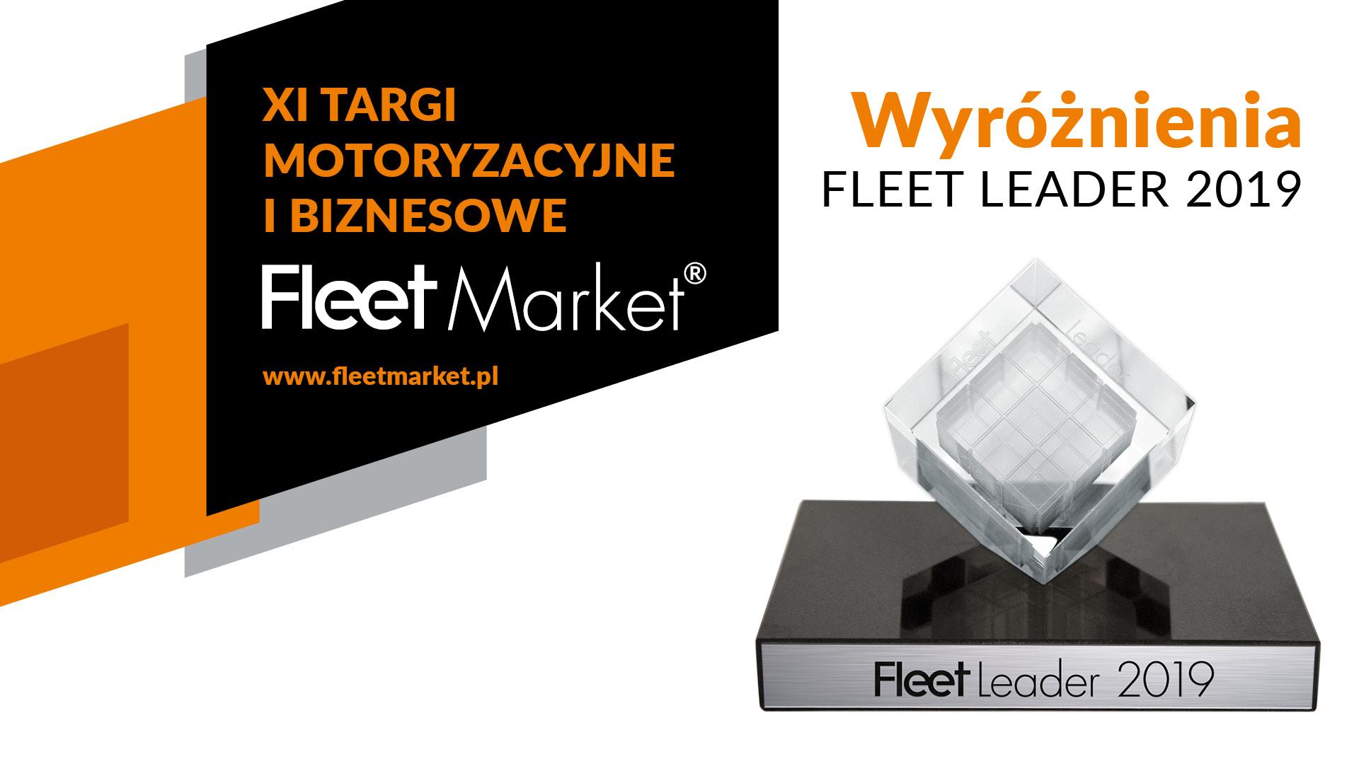 Fleet Leader 2019 - laureaci