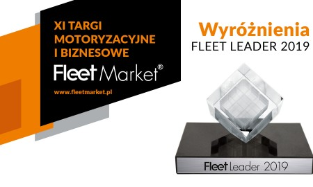 Fleet Leader 2019 - laureaci