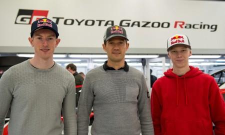Nowi zawodnicy Toyota Gazoo Racing