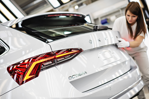 Nowa Skoda Octavia – ruszyła produkcja