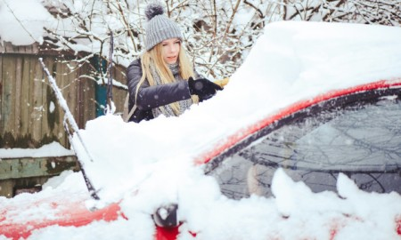 Zimowy rozruch silnika bez podrażnień