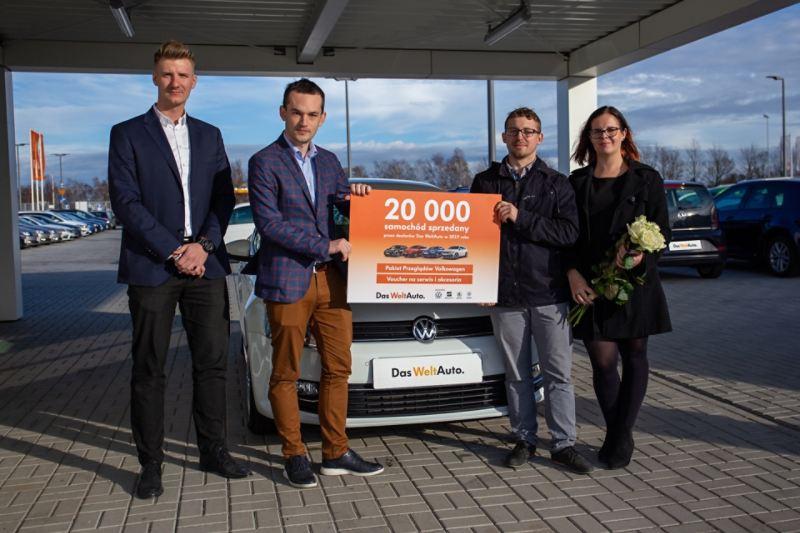 20 tysięcy używanych aut z programu Das WeltAuto