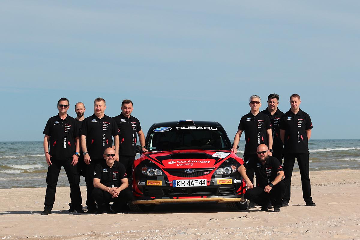 Subaru Poland Rally Team kończy działalność