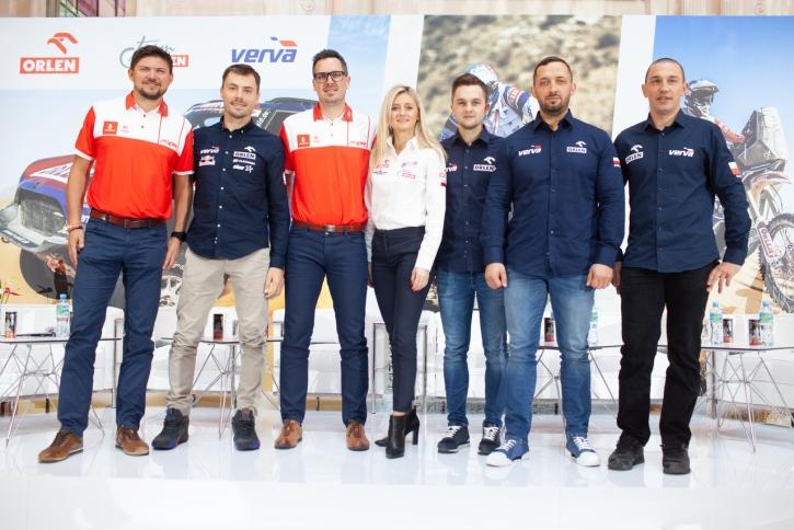 Orlen Team w nowym składzie na Rajd Dakar 2020