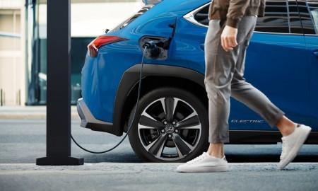 Elektryzująca przyszłość Lexusa