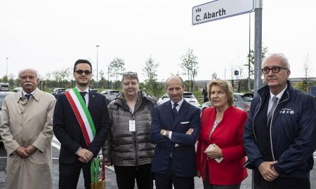 Ulica Carlo Abartha w Turynie