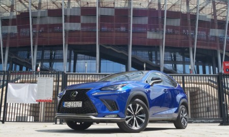 Lexus NX300 238 KM E-Four AT6 - Mocarz z Japonii