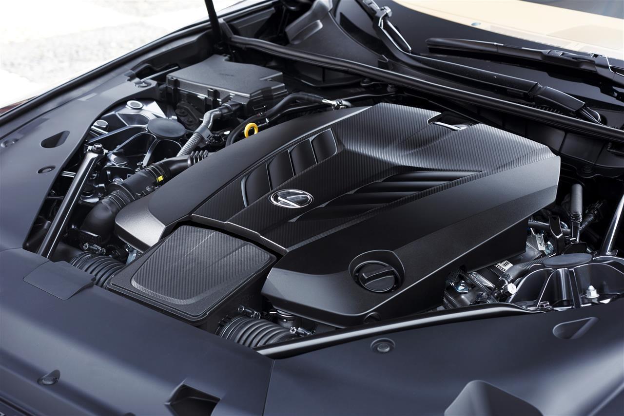 Lexus pracuje nad nową V-ósemką