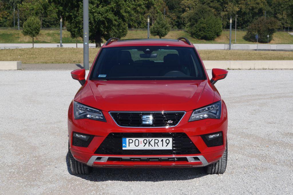 Seat Ateca FR 2,0 TSI 4Drive DSG - Wisz Pan, Hiszpan!
