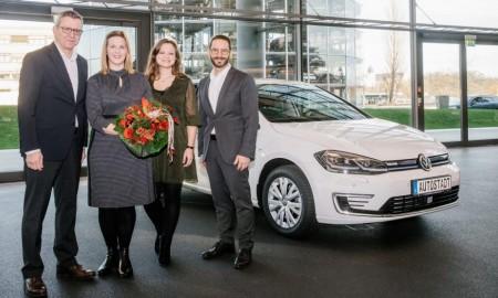 250.000 zelektryfikowanych aut VW