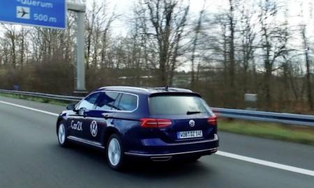 VW – wstępne badania nad pojazdami autonomicznymi