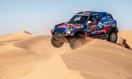 Rajd Dakar 2020: Na najdłuższym odcinku