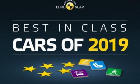 Najbezpieczniejsze samochody testowane przez Euro NCAP w 2019 r.