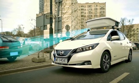 Nissan Leaf sprawdzi czy zapłaciłeś za parkowanie