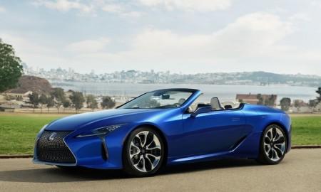 Pierwszy Lexus LC 500 Convertible sprzedany za 2 mln dolarów