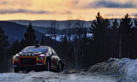 Citroën C3 R5 w mistrzostwach świata w sezonie 2020