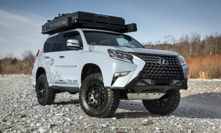 Lexus GX Overland – Na terenową wyprawę