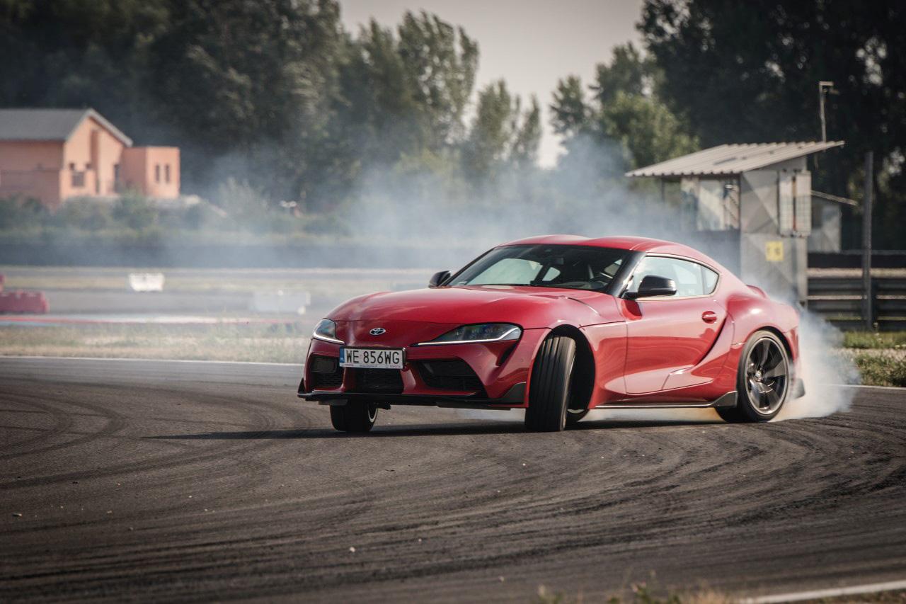 Toyota Supra GRMN – Dla wymagających
