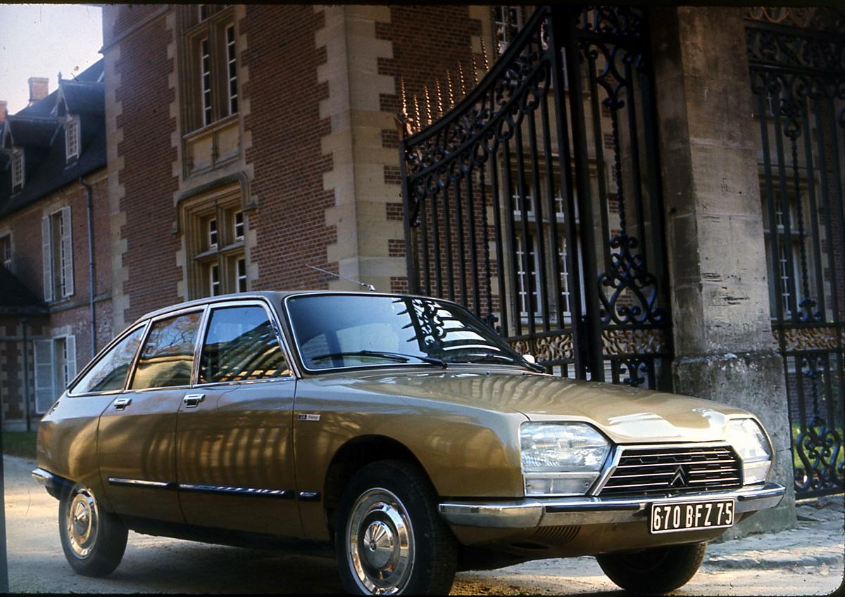 Salon Retromobile 2020: Citroën świętuje 50-lecie modelu GS