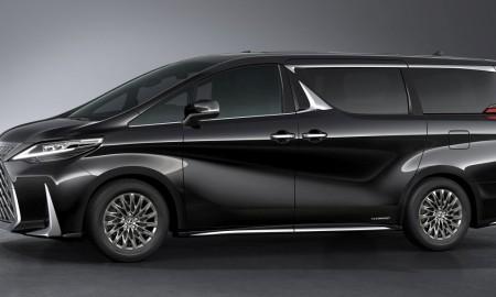 Wyceniony pierwszy minivan Lexusa
