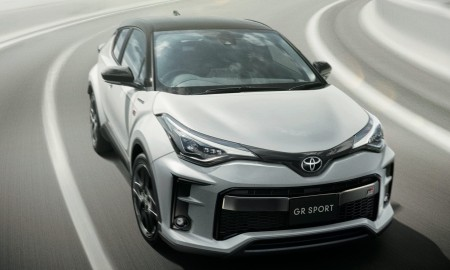 Sportowy crossover Toyoty – model GR C-HR