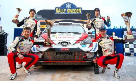 Toyota prowadzi w mistrzostwach świata
