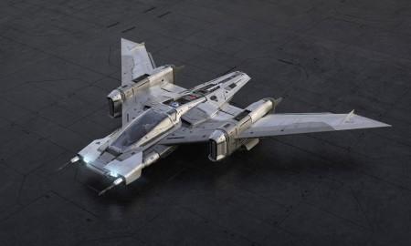 Projekt statku kosmicznego według Porsche i Lucasfilm
