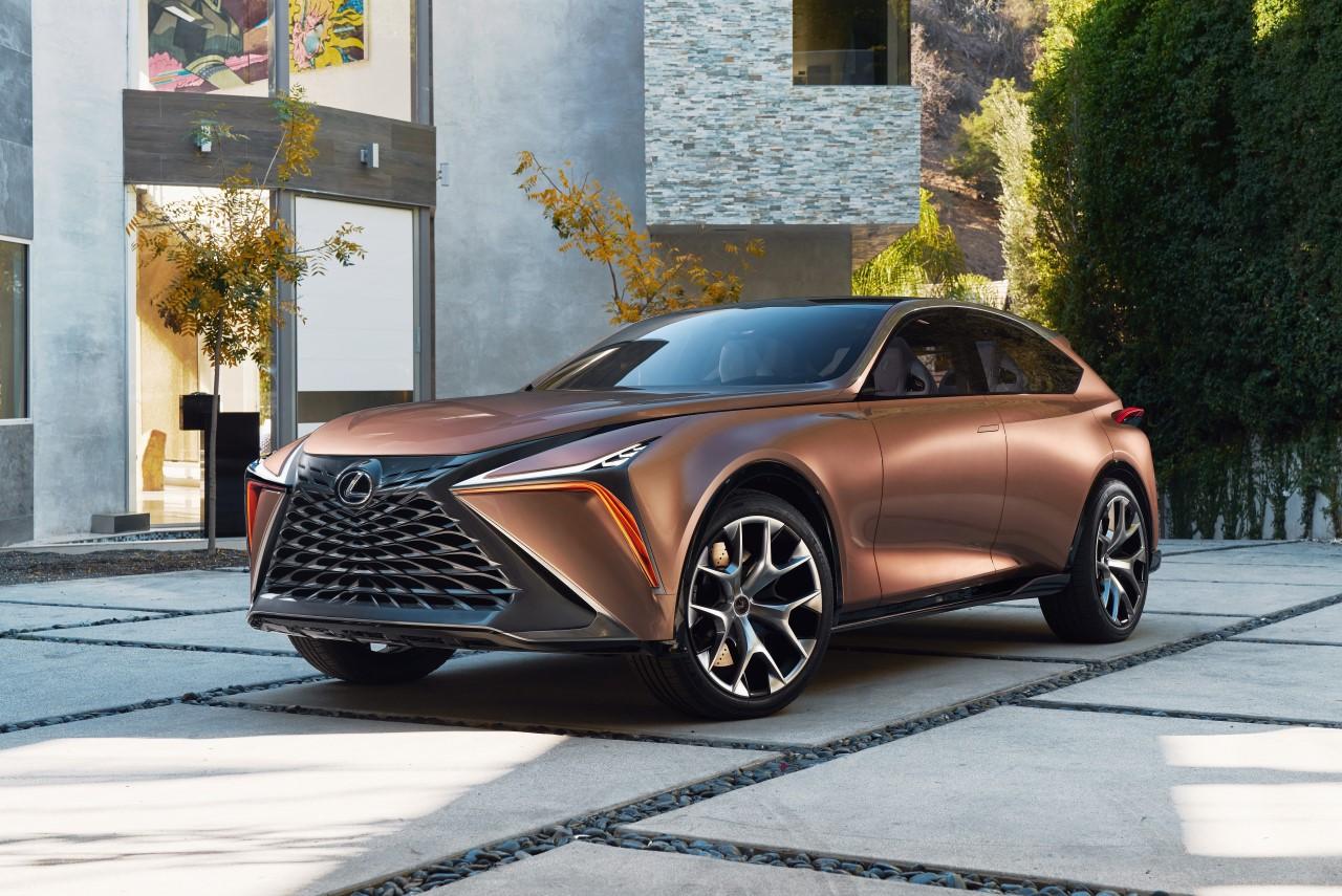 Sportowy LS F, kolejny IS oraz nowy SUV – nowości Lexusa