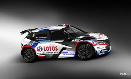 Kajetanowicz w pełnym sezonie WRC 3