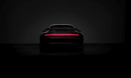 Porsche 911 Turbo - przed premierą online 3 marca
