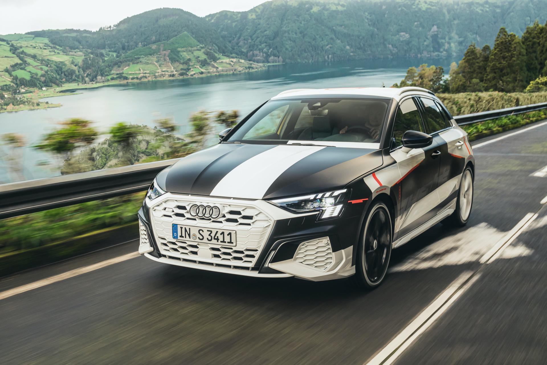 Audi A3 – Po raz czwarty