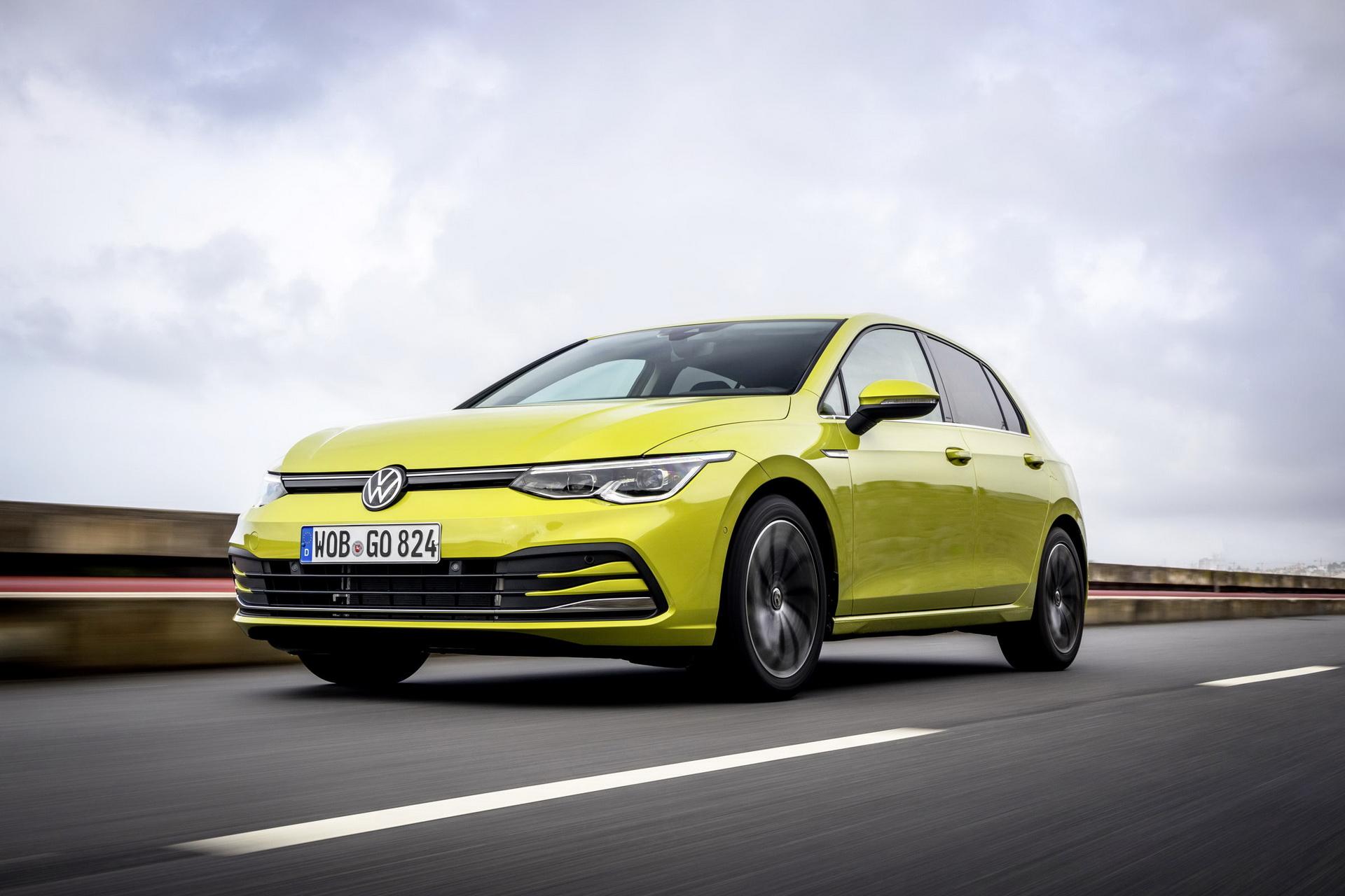 Nowy VW Golf w podstawowej wersji kosztuje…