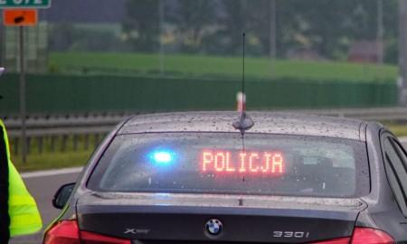 Pędził ponad 200 km/h, zatrzymali go policjanci z grupy Speed