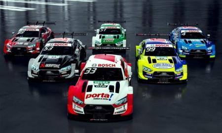 Audi RS 5 DTM w nowych szatach