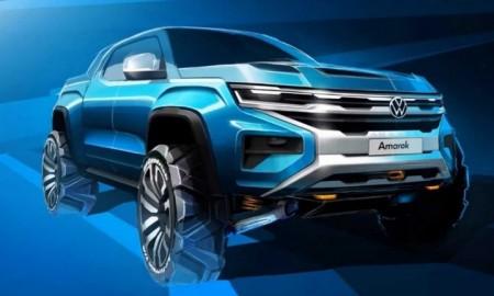 VW Amarok - Ford Ranger – wspólny projekt