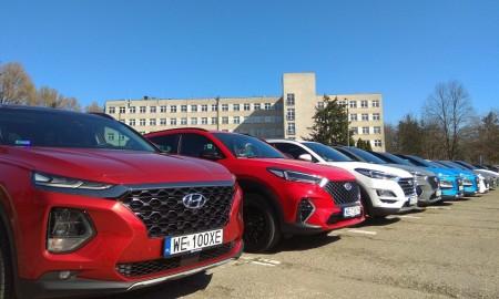 Hyundai wspiera szpital MSWiA