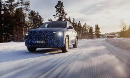 Mercedes EQA – GLA na prąd