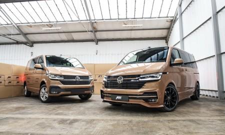 Volkswagen Transporter T6.1 ABT – Nie tylko do pracy