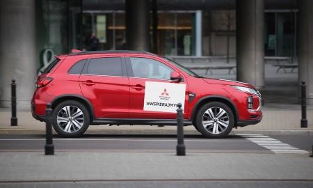 Mitsubishi z pomocą dla szpitali
