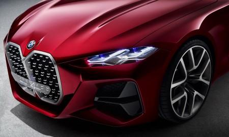 BMW Concept 4 – Studium grilla