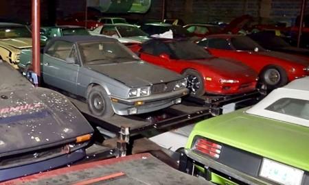 Tajemnicza kolekcja aut