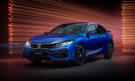 Honda Civic Sport Line – Co łączy go z Type R-em?