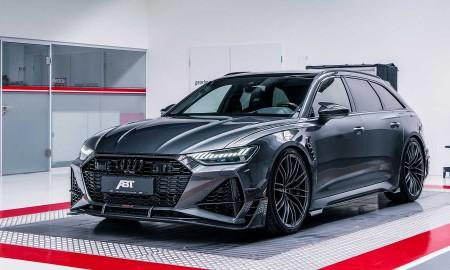 Audi RS6-R Avant ABT – Po prostu szaleństwo