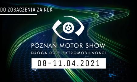 Poznań Motor Show – dopiero za rok