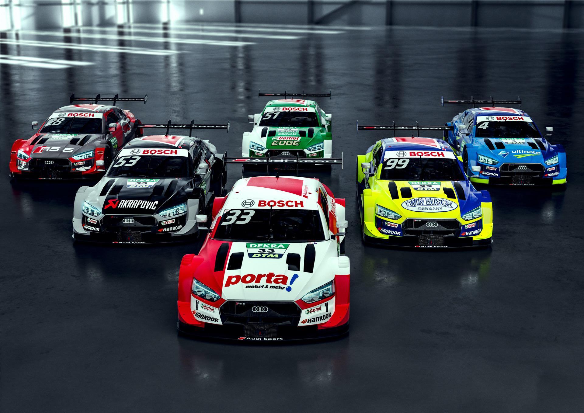 Audi rezygnuje z serii DTM