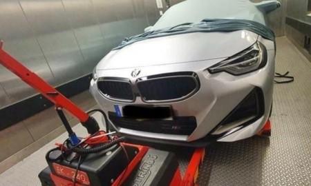 BMW serii 2 Coupe 2021 – wyciekły zdjęcia