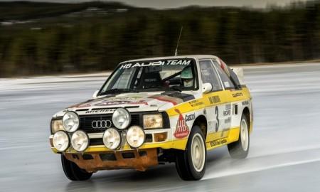 Audi: 40 lat quattro